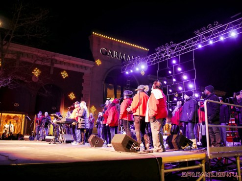 Holiday Express Concert Town Lighting 128 of 150