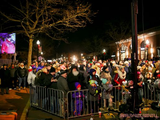 Holiday Express Concert Town Lighting 133 of 150