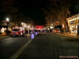 Holiday Express Concert Town Lighting 150 of 150