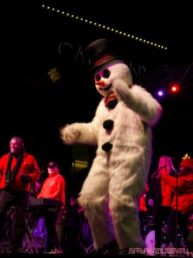 Holiday Express Concert Town Lighting 26 of 150