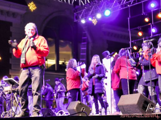 Holiday Express Concert Town Lighting 30 of 150