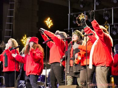 Holiday Express Concert Town Lighting 79 of 150