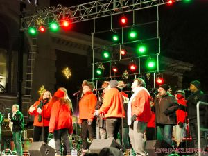 Holiday Express Concert Town Lighting 84 of 150