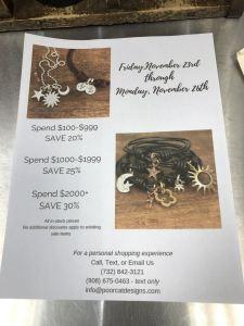 Poor Cat Black Friday 2018 Promo
