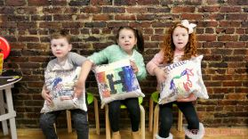Paint A Tee Sequin Pillows 3 of 73