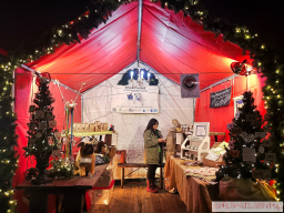Holiday Weihnachtsmarkt at asbury festhalle & biergarten 3 of 35