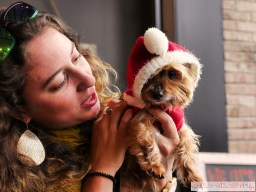 Home Free Animal Rescue with Santa Paws at Bradley Brew Project 27 of 53