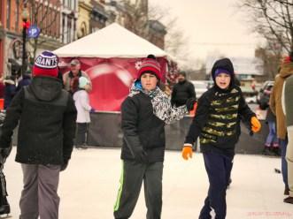 Winter on Broad Street 37 of 78