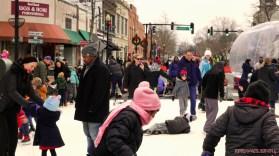 Winter on Broad Street 55 of 78