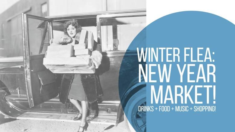 Winter Flea New Year Market