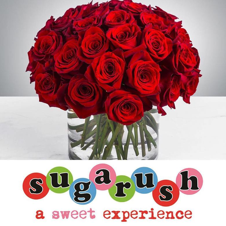 Sugarush Valentine's Day 2019