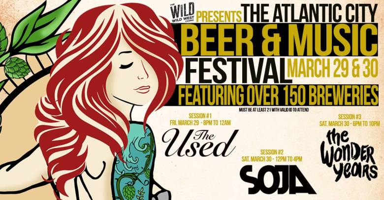 The 2019 Atlantic City Beer & Music Festival