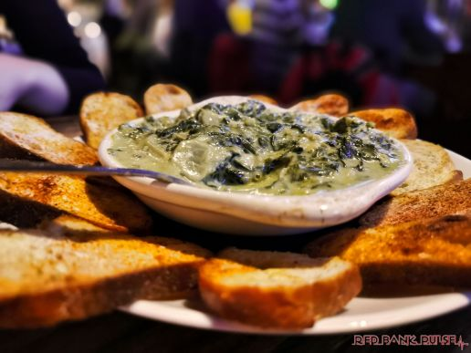 Urban Coalhouse 11 of 26 spinach dip