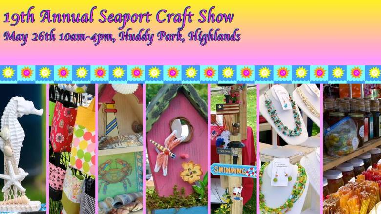 19th Annual Seaport Craft Show