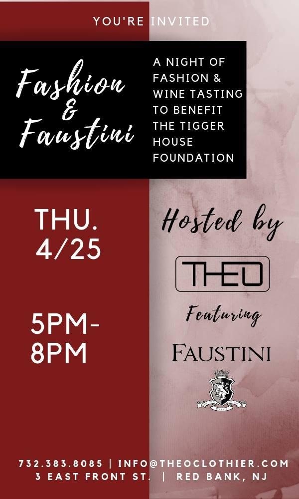 Fashion & Faustini at Theo