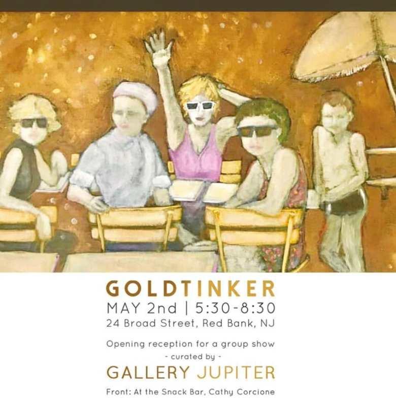 Goldtinker Art Show