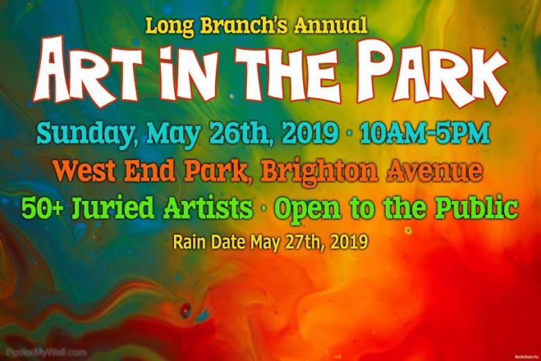 Long Branch 2019 Art in the Park