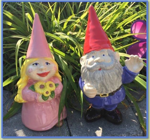 Paint a Garden Gnome A Time to Kiln