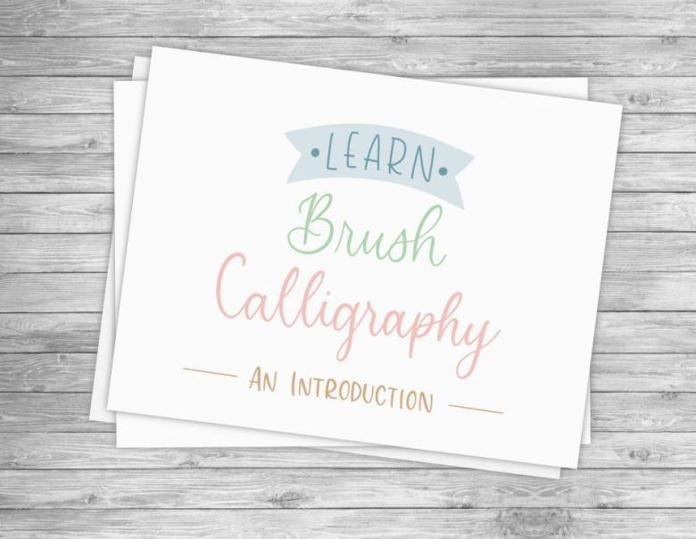 Spark Wander Calligraphy Workshop