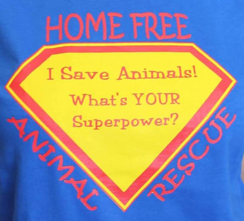 Home Free Animal Rescue logo