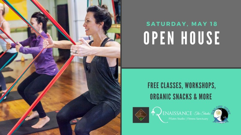 Open House Anniversary Party and New Wellness Partnerships Renaissance The Studio