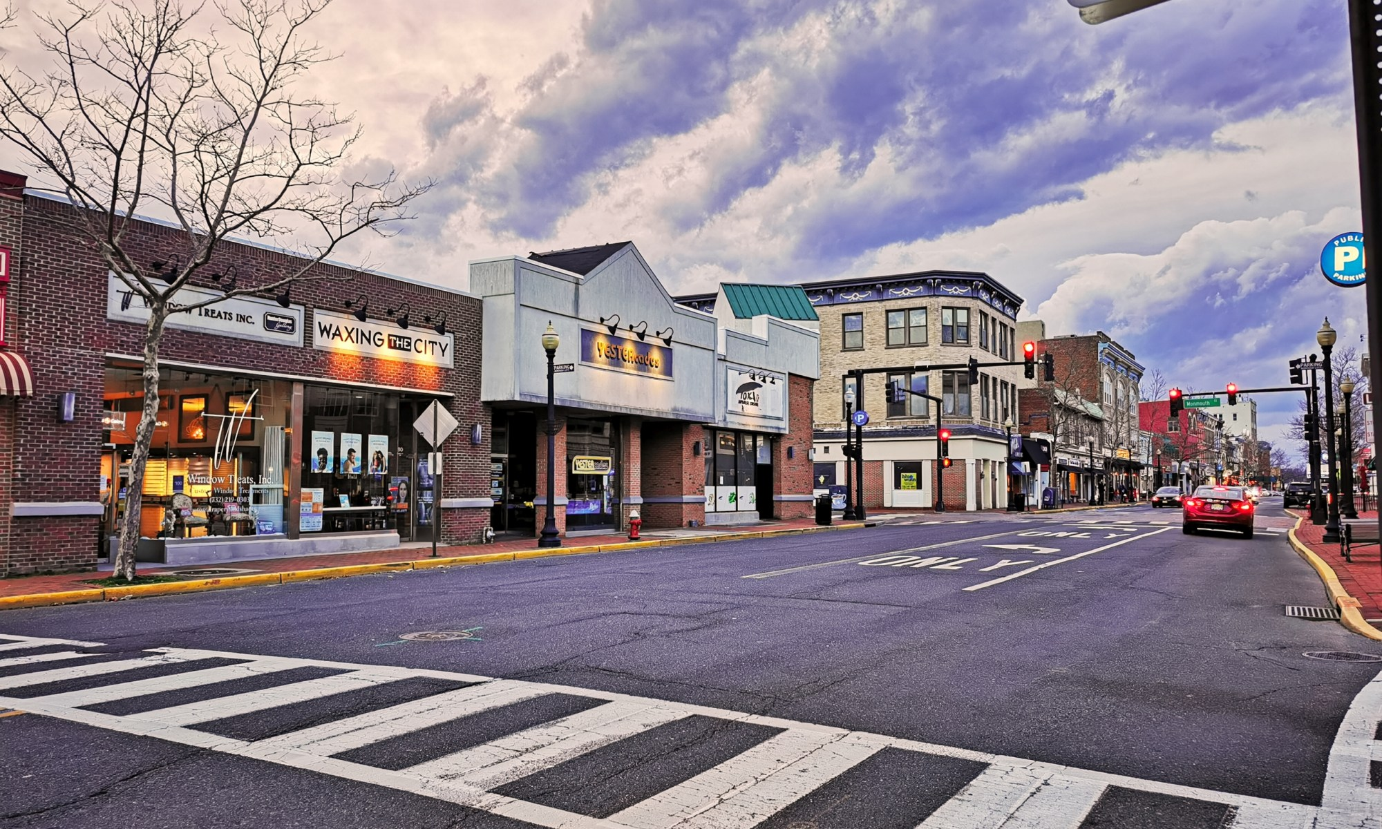 Red Bank S New Kind Of Normal How One Business Is Affected