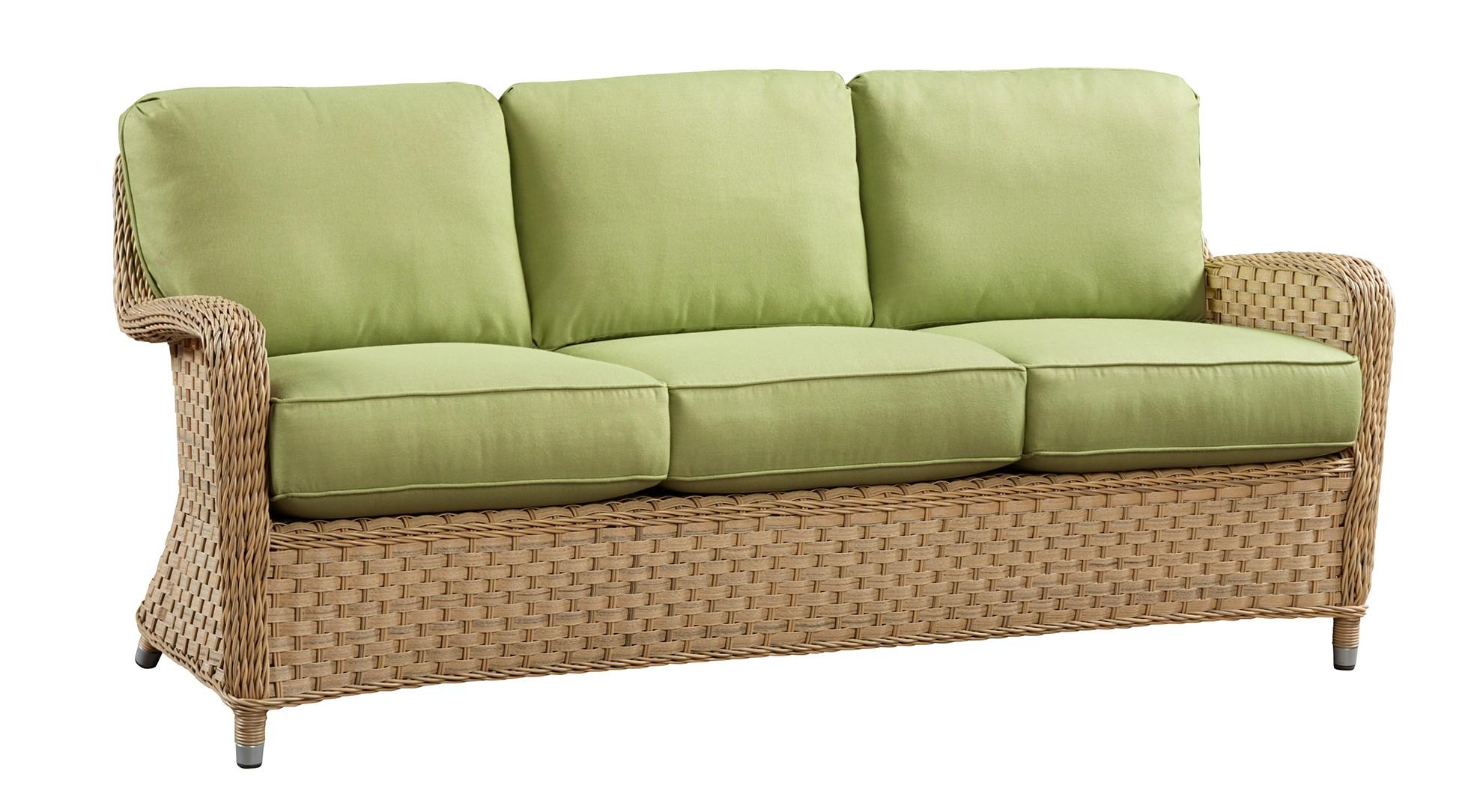 outdoor wicker sofas sectionals