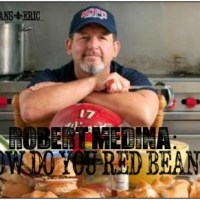 ROBERT MEDINA: How Do You Red Bean?