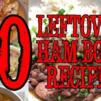 10 Great Recipes For a Leftover Ham Bone