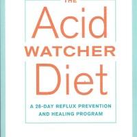 COOKBOOK REVIEW: THE ACID WATCHER DIET by Dr Jonathan Aviv