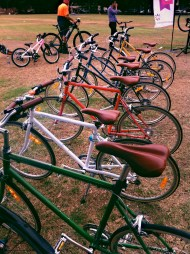 some tokyo road bikes