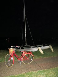 boats on bikes