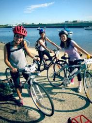 sparks, bikebikebaby and ctiger.