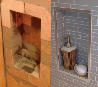 5 big shower niche install mistakes to