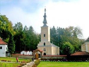 Bogovadja Monastery