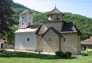 Monastery Pustinja