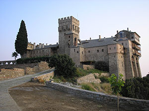 Monastery of Stavronikita
