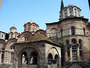 The Monastery Chilandar