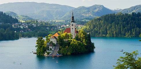 Bled - Ljubljana