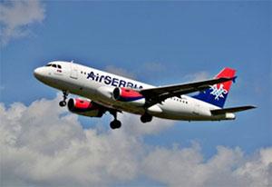 Flight JU501 JFK-BEG