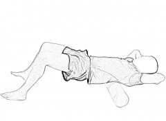 Foam Rolling Thoracic Extension-2 | Myofascial Release
