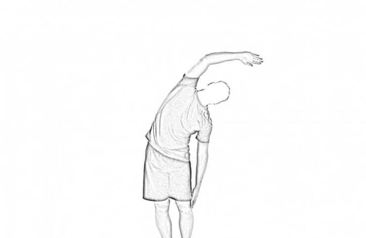 Side Bend 2 | Abdominal Stretches