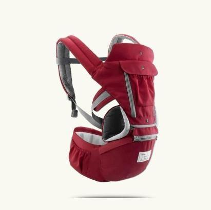 15 in 1 Ergonomic Baby/Infant Carrier Redbox Red