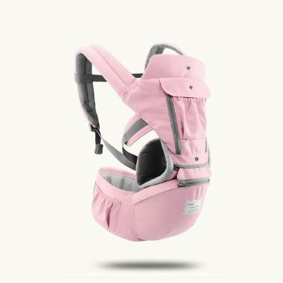 15 in 1 Ergonomic Baby/Infant Carrier Redbox Pink