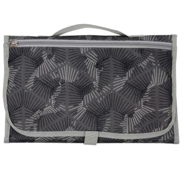 Foldable Changing Pad and Diaper Bag Redbox CPD026