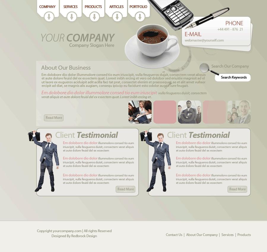 Web Design (3/3)