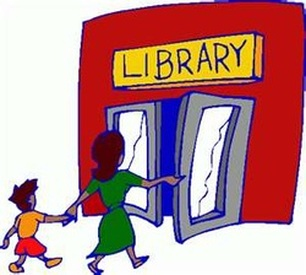 Image result for public library clip art