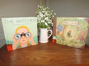 The Watcher and Me...Jane Biographies