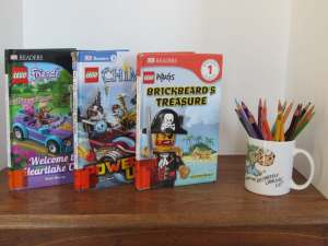lego chapter books