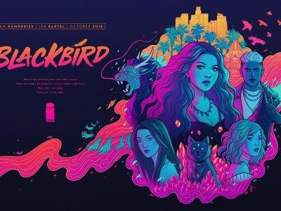 Image Expo Blackbird